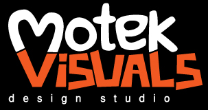 logo - Motek Visuals Design Studio